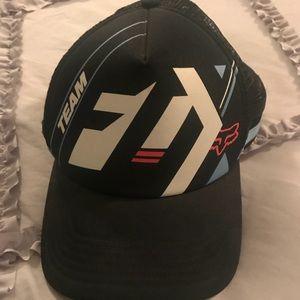 Fox racing hat